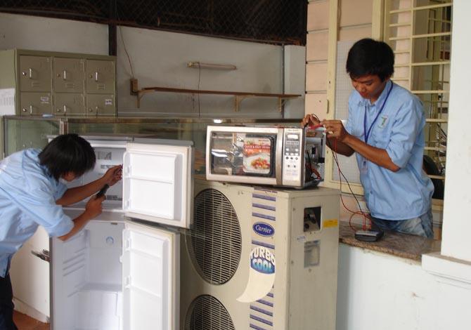 Sửa Chữa Điện Lạnh Uy Tín Quận Gò Vấp