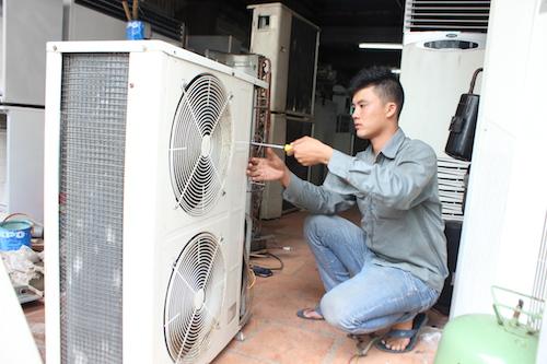 Sửa chữa máy lạnh tại gò vấp