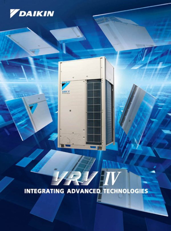 bảo trì máy lạnh Đaikin VRV