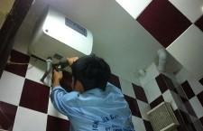sửa máy nước nóng trực tiếp