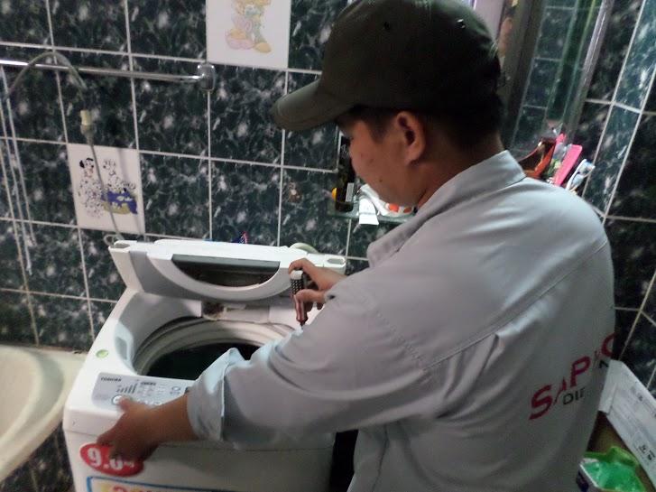 sửa máy giặt lấy liền